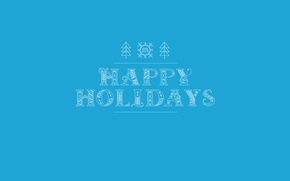 Wallpaper New Year, Christmas, Christmas, New Year, Xmas, Holidays, Happy, Merry, 2016