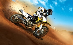 Picture Bike, Motorcycle, Motocross