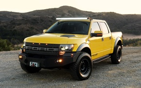Picture Ford, 2010, Ford, Hennessey, 600, VelociRaptor