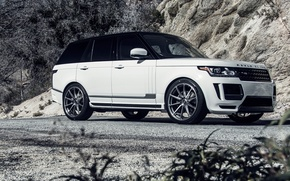 Picture Vogue, 2015, land Rover, range Rover, Land Rover, Range Rover
