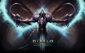 Picture Reaper of Souls, Death, Reaper, Game, Diablo III: Reaper of Souls, Diablo, Angel of Death, ...