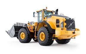 Picture volvo, big, wheelloader, l250h