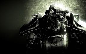 Wallpaper armor, fallout 3