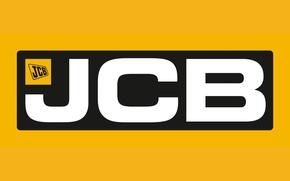 Picture logo, construction, jcb