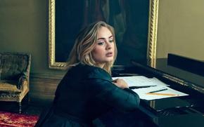 Picture singer, composer, Adele, Adele, Vogue, Adele Laurie Blue Adkins, contralto
