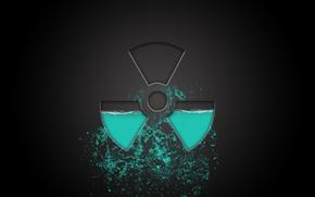 Picture water, minimalism, radiation