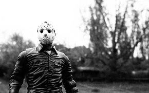 Picture toys, mask, Friday the 13th, Jason