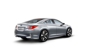 Picture Concept, Subaru, Legacy