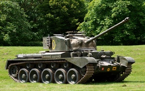 "Picture British, average, WW2, A34 Comet, cruiser tank, A34 ""Comet"""