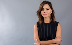 Picture girl, Victoria, actress, the series, photoshoot, Doctor Who, promo, Jenna Coleman, Jenna Coleman, Summer TCA …