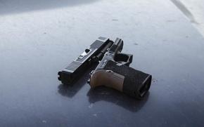 Picture weapons, Glock, self-loading, gun