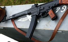 Wallpaper assault rifle, German machine, StG 44, Assault rifle 44