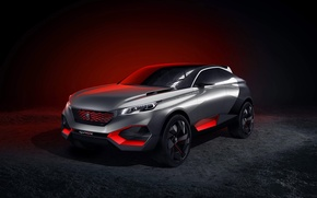 Picture Concept, Peugeot, 2014, Quartz