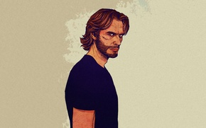 Picture Wolf, The Wolf Among Us, Bigby Wolf, Bigby, Made myself