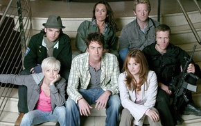Picture weapons, The series, actors, Movies, Primeval, Primeval