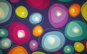 Picture vector, pattern, paint, texture, spot