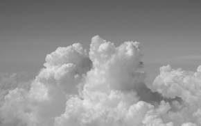 Picture The sky, Clouds, Minimalism, Strips, AGDesign