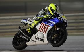 Wallpaper Valentino Rossi, Moto, race