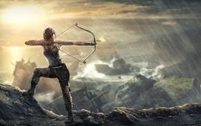 Picture Tomb Raider, Lara Croft, Tomb Raider 2013