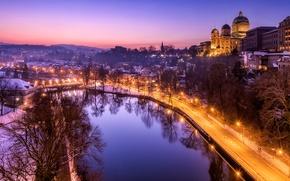 Picture Switzerland, Bern, actual capital