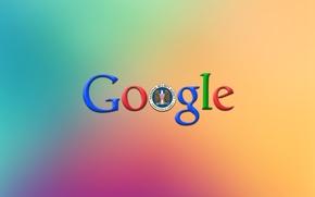 Picture google, FBI, logo, NSA, prism