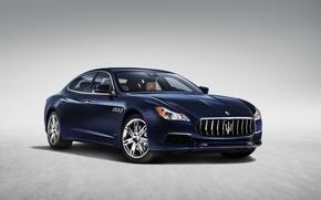 Picture Wallpaper, Maserati, Quattroporte, car, sedan, Maserati, Granlusso
