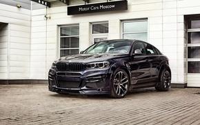 Picture BMW, BMW, F16, lumma design