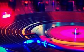 Wallpaper music, music, record