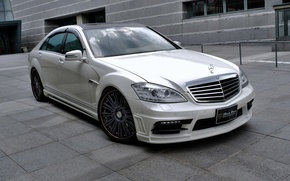 Picture TUNING, WALD, MERCEDES, BENZ, BLACK BISON