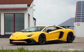 Picture Lamborghini, Forged, Aventador, Vossen, Wheels, Novitec, Torado