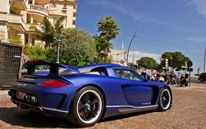 Picture Porsche, Gemballa, Carrera GT, Mirage GT