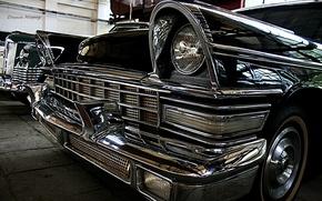 Picture USSR, Museum, car, legend, limousine, ZIL, ZIS