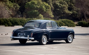 Picture Bentley, Continental, car, beautiful, Bentley, 1957, Saloon by Mulliner