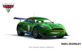 Picture pixar, cars, cars 2, cars 2, nigel radiator springs Flo cafe