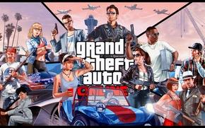 Picture Rockstar, gta, Grand Theft Auto, Rockstar Games, GTA, GTA Online