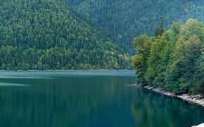 Picture river, nature, lake