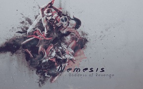 Picture Nemesis, Nemesis, greek, Smythe, Smite
