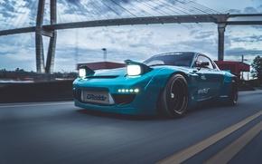 Picture Mazda, Sport, Stil