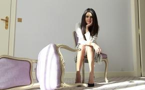 Picture Model, Room, Actress, Singer, model, Selena Gomez, actress, Selena Gomez, Singer, Photoshoot, Chairs, Selena Marie …