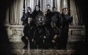 Wallpaper Metal, Slipknot, Nu-Metal, Nu metal, Slipnot, Corey Taylor, Jim Root, Sid Wilson, Mick Thomson, Chris ...