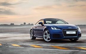 Picture Audi, Audi, Coupe, quattro, 2015, ZA-spec, S line, 2.0 TFSI