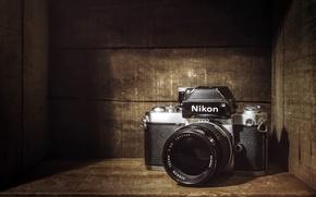 Wallpaper macro, background, camera, Nikon