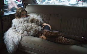 Picture machine, model, linen, actress, Rosie Huntington-Whiteley, Rosie Huntington-Whiteley