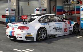 Picture graphics, BMW, art, GT2, dangeruss