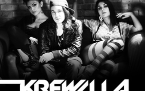 Picture music, hardstyle, girls, techno, electronic rock, trap, Krewella