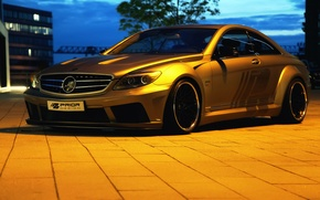 Picture TUNING, MERCEDES, PROIR, BENZ