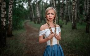 Picture the beauty, Vika, George Chernyadev, Russian style, Russian beauty, Victoria Pichurova