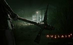 Wallpaper Game, Game, Horror, Horror, Outlast II