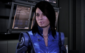 Picture Mass Effect, Ashley Williams