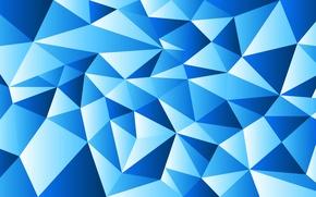Picture triangles, corners
